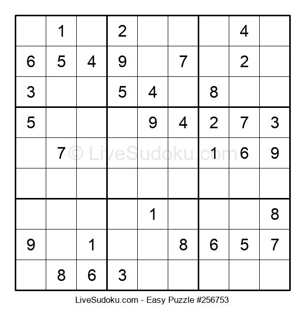 Beginners Puzzle #256753