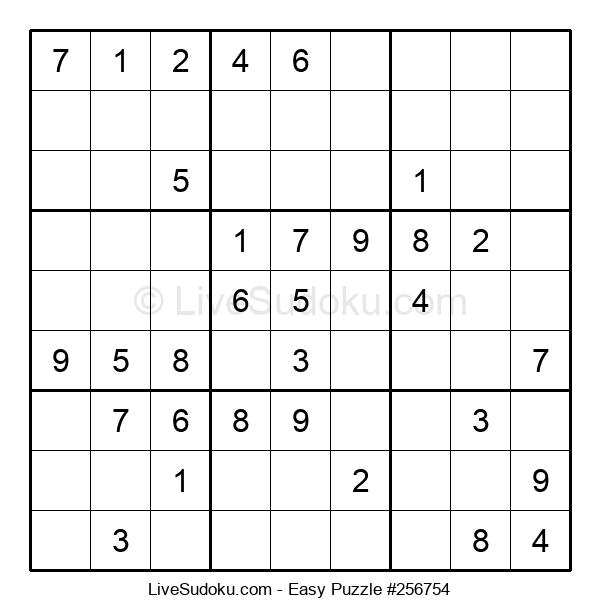 Beginners Puzzle #256754