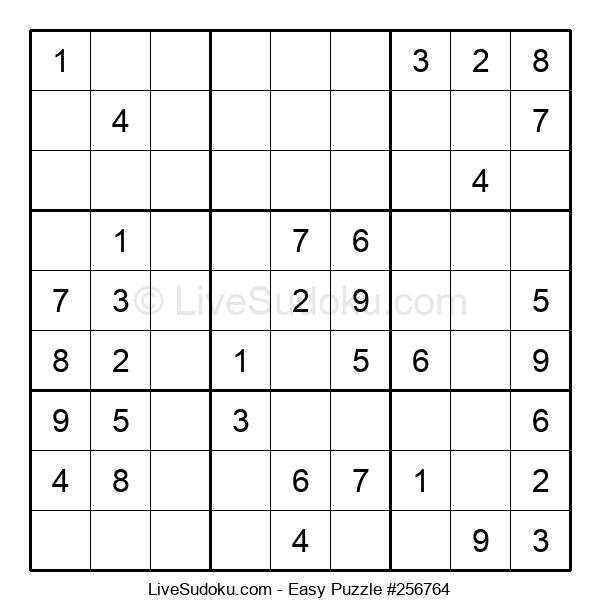 Beginners Puzzle #256764