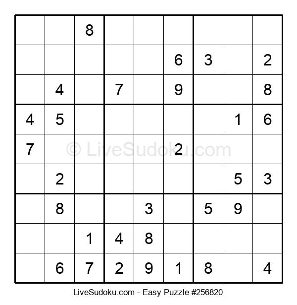 Beginners Puzzle #256820