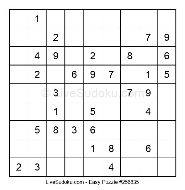 Beginners Puzzle #256835