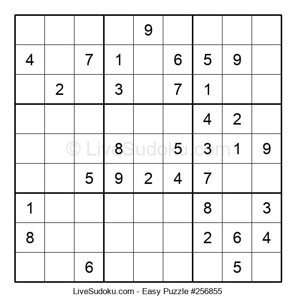 Beginners Puzzle #256855