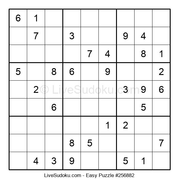 Beginners Puzzle #256882