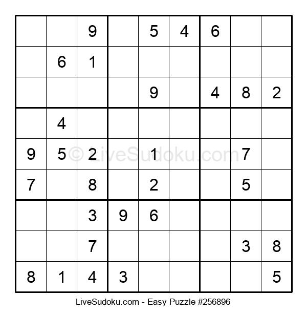 Beginners Puzzle #256896