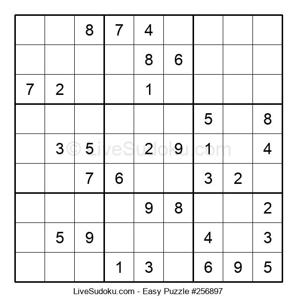 Beginners Puzzle #256897