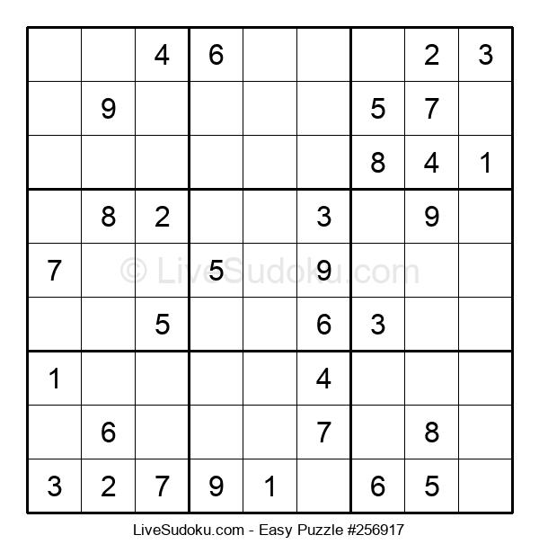 Beginners Puzzle #256917