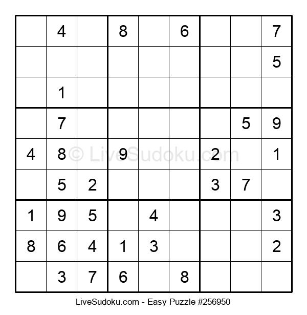 Beginners Puzzle #256950
