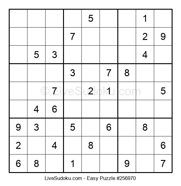 Beginners Puzzle #256970