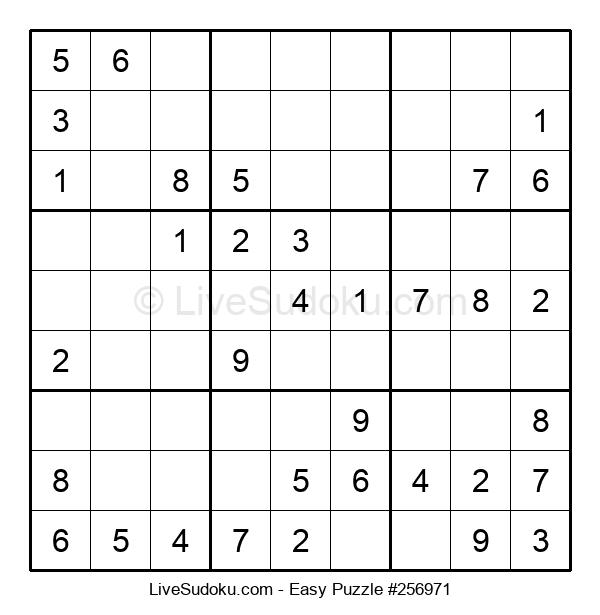 Beginners Puzzle #256971