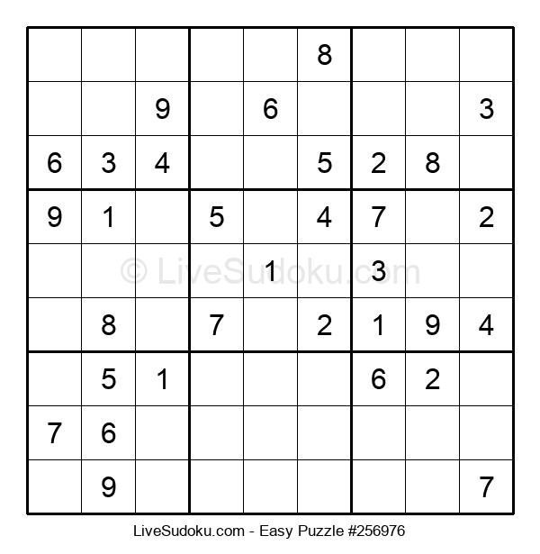 Beginners Puzzle #256976