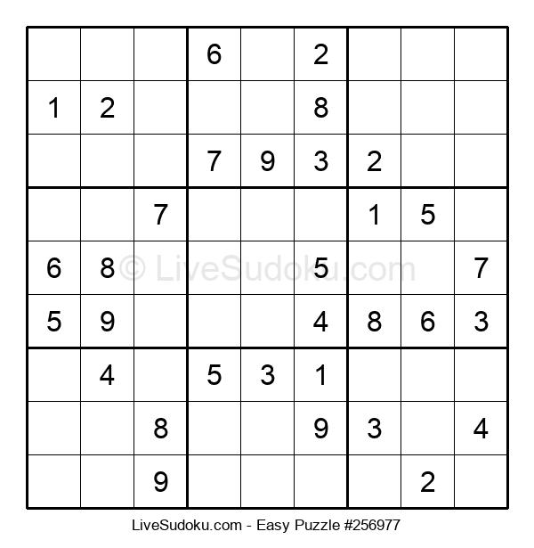 Beginners Puzzle #256977