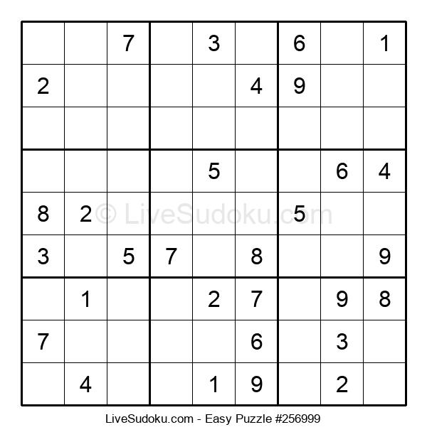 Beginners Puzzle #256999