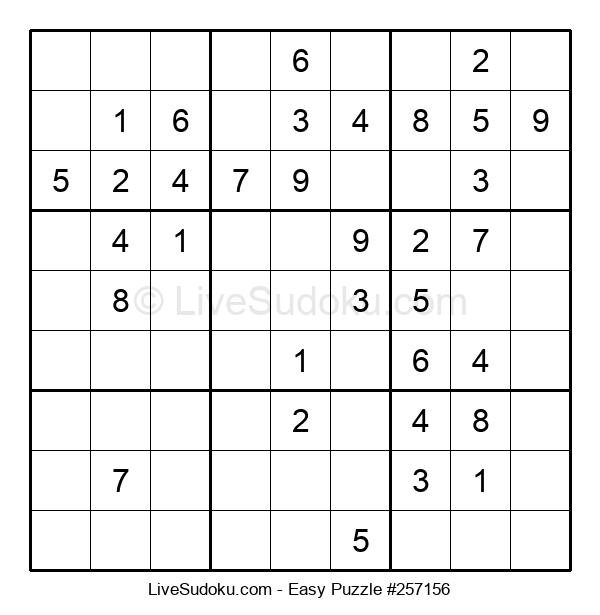 Beginners Puzzle #257156