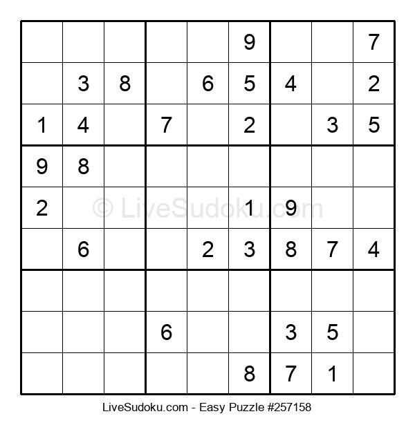 Beginners Puzzle #257158