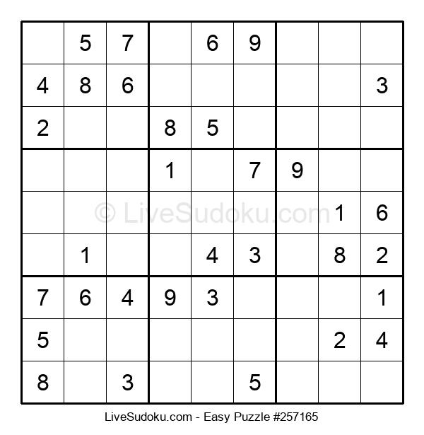 Beginners Puzzle #257165