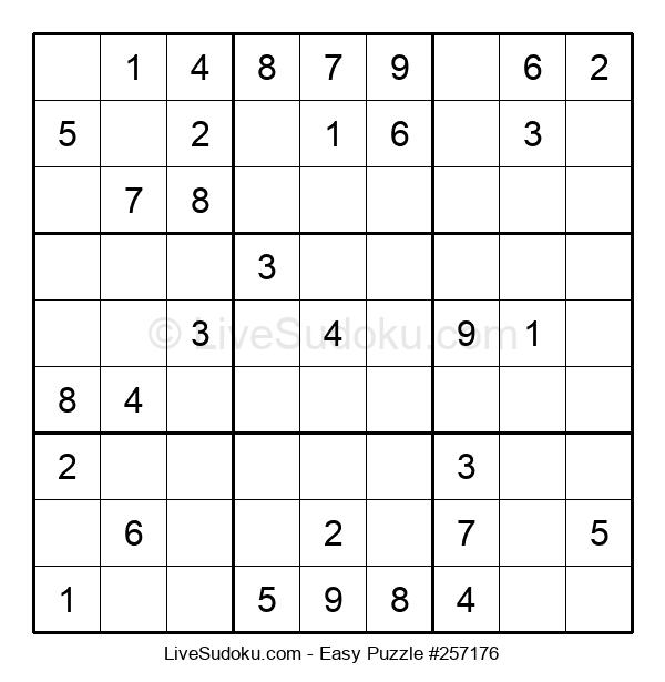 Beginners Puzzle #257176