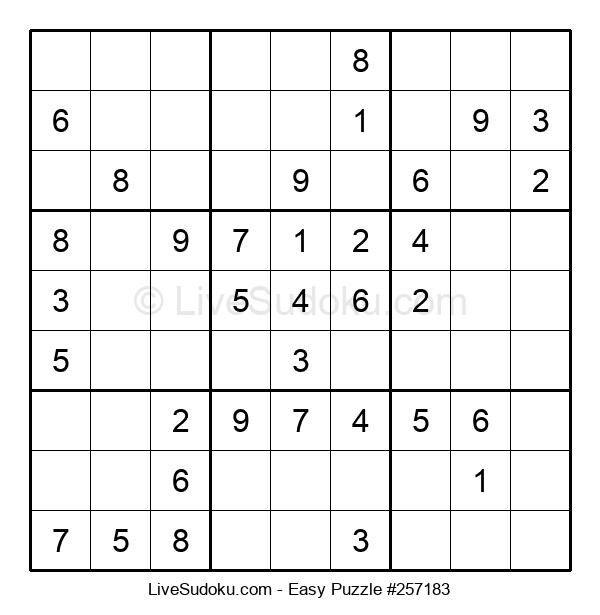 Beginners Puzzle #257183