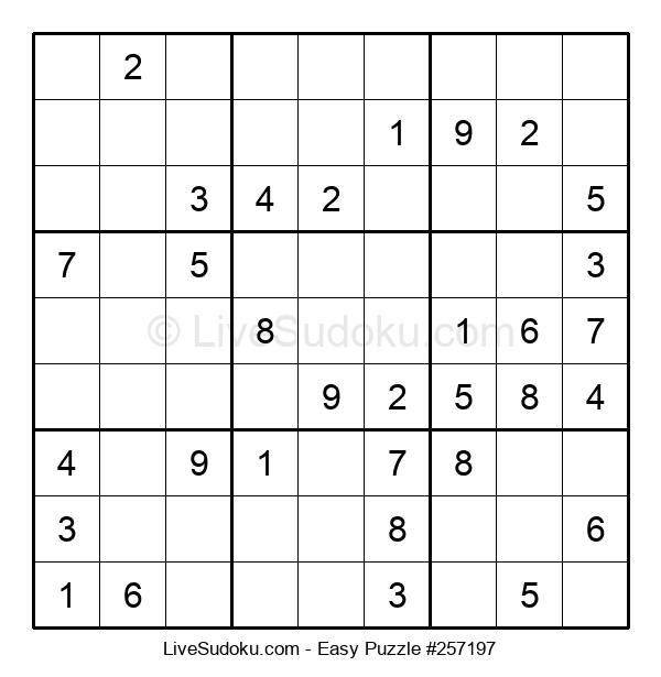 Beginners Puzzle #257197