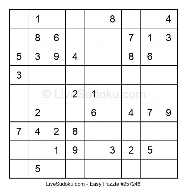 Beginners Puzzle #257246