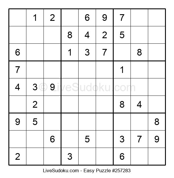 Beginners Puzzle #257283