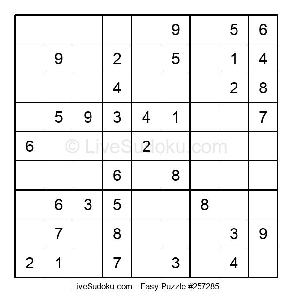 Beginners Puzzle #257285