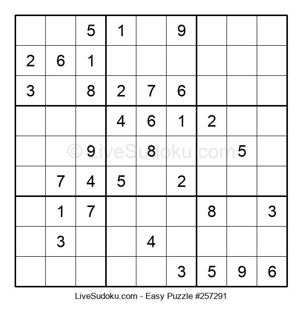 Beginners Puzzle #257291