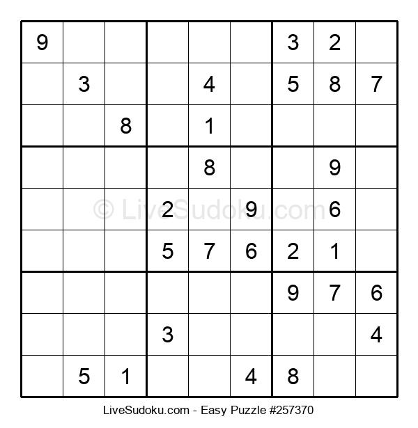 Beginners Puzzle #257370