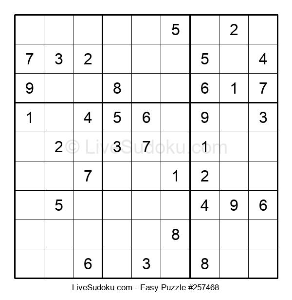 Beginners Puzzle #257468