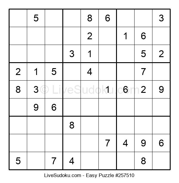 Beginners Puzzle #257510