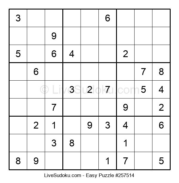 Beginners Puzzle #257514