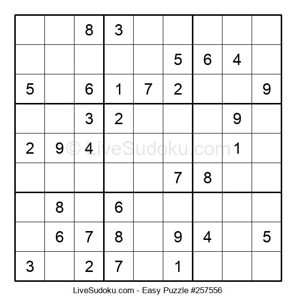Beginners Puzzle #257556