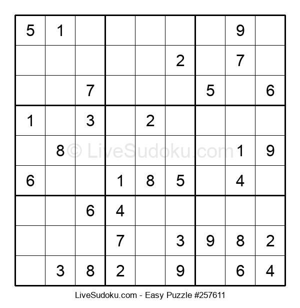 Beginners Puzzle #257611