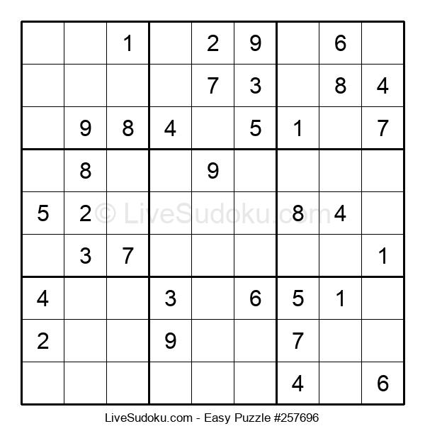 Beginners Puzzle #257696