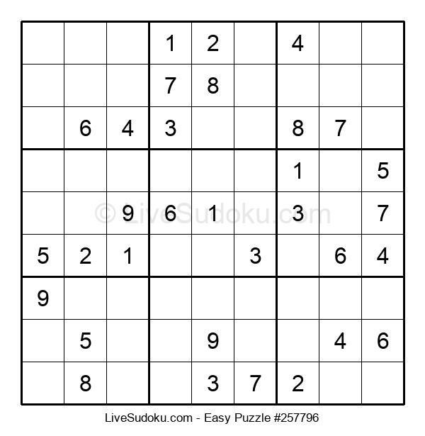 Beginners Puzzle #257796