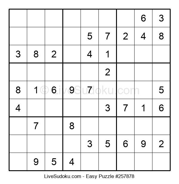 Beginners Puzzle #257878