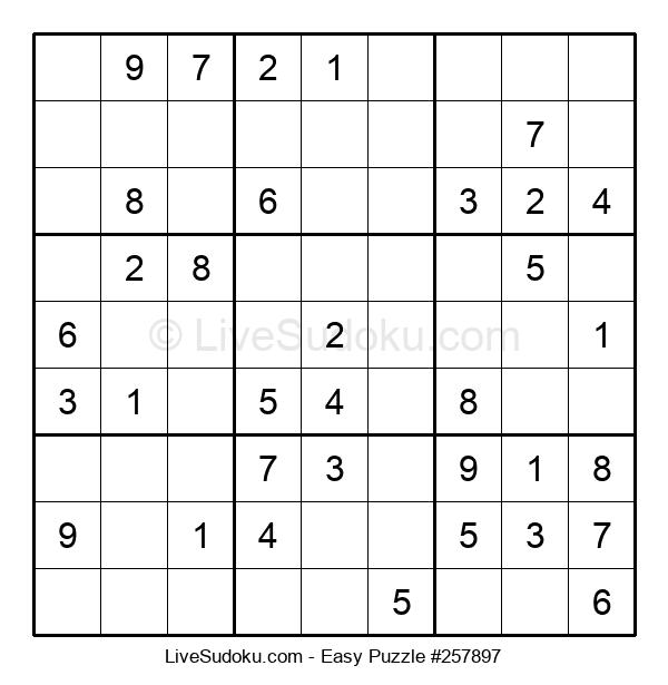 Beginners Puzzle #257897