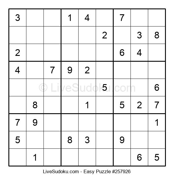 Beginners Puzzle #257926