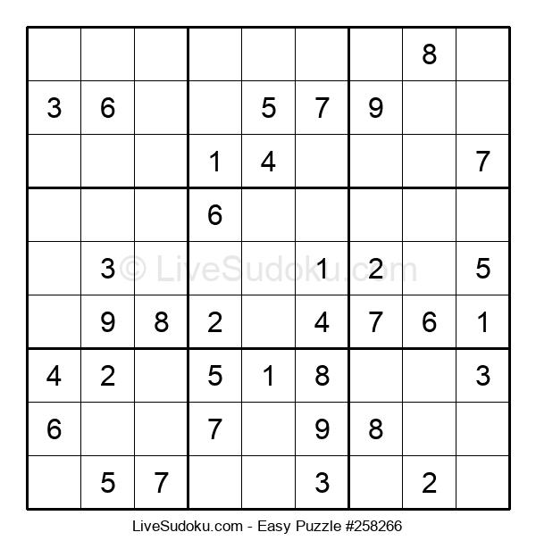 Beginners Puzzle #258266