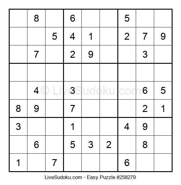 Beginners Puzzle #258279