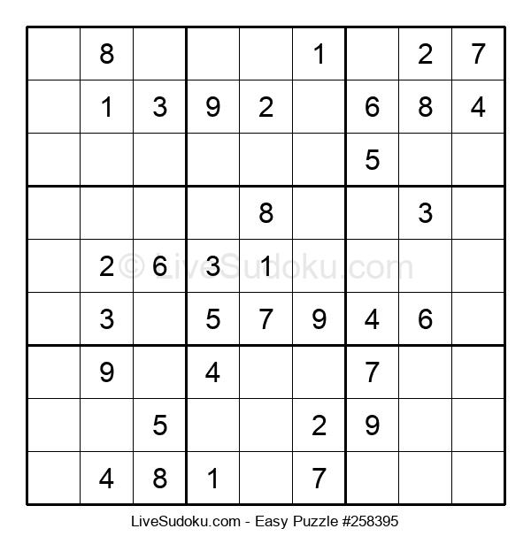 Beginners Puzzle #258395