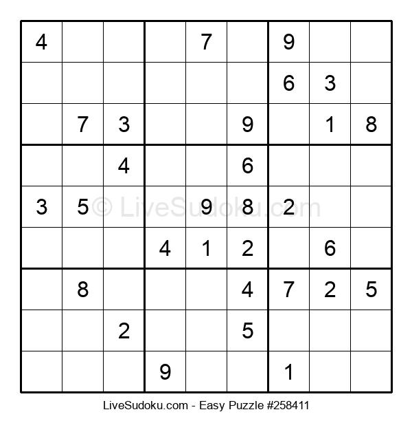 Beginners Puzzle #258411