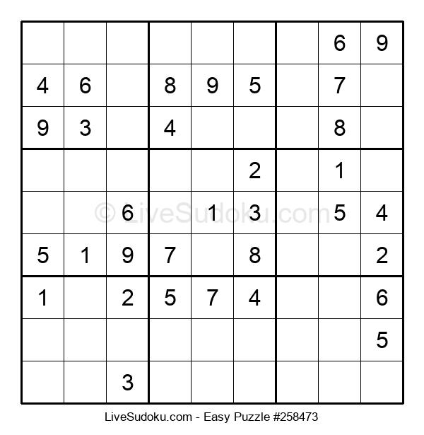 Beginners Puzzle #258473