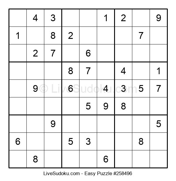 Beginners Puzzle #258496