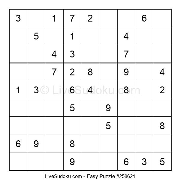Beginners Puzzle #258621