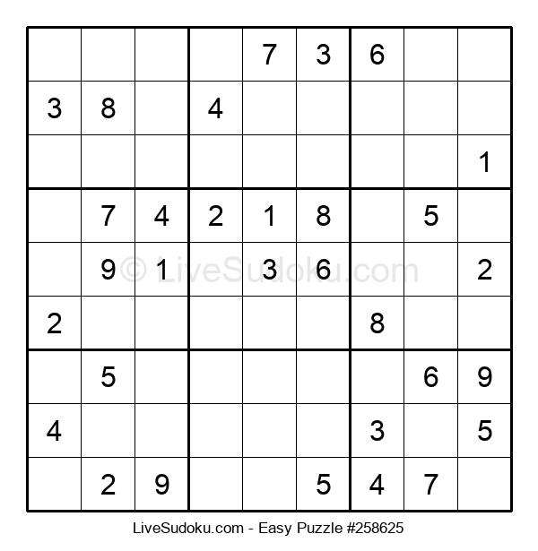 Beginners Puzzle #258625