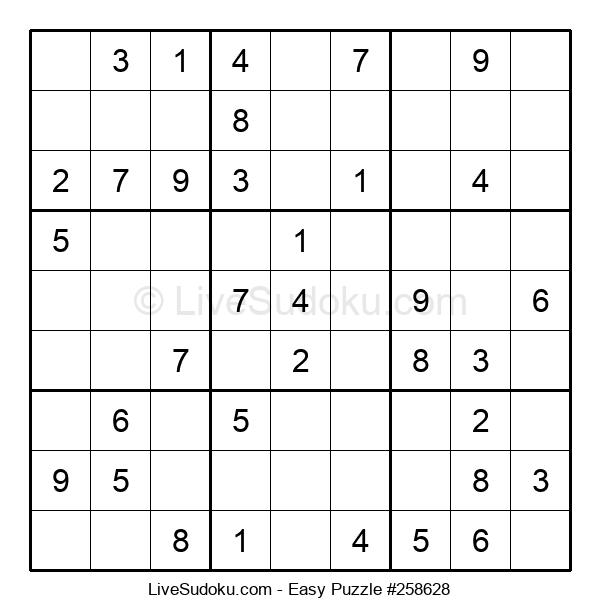 Beginners Puzzle #258628