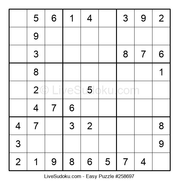 Beginners Puzzle #258697