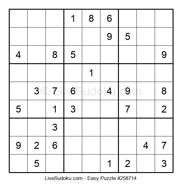Beginners Puzzle #258714