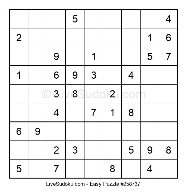 Beginners Puzzle #258737