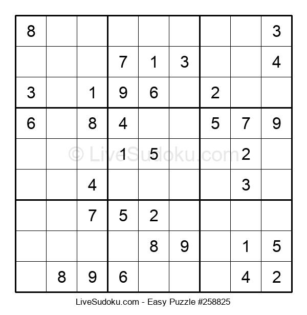 Beginners Puzzle #258825